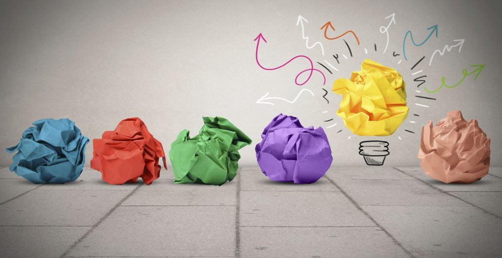 روش های افزایش خلاقیت در طراحی سایت