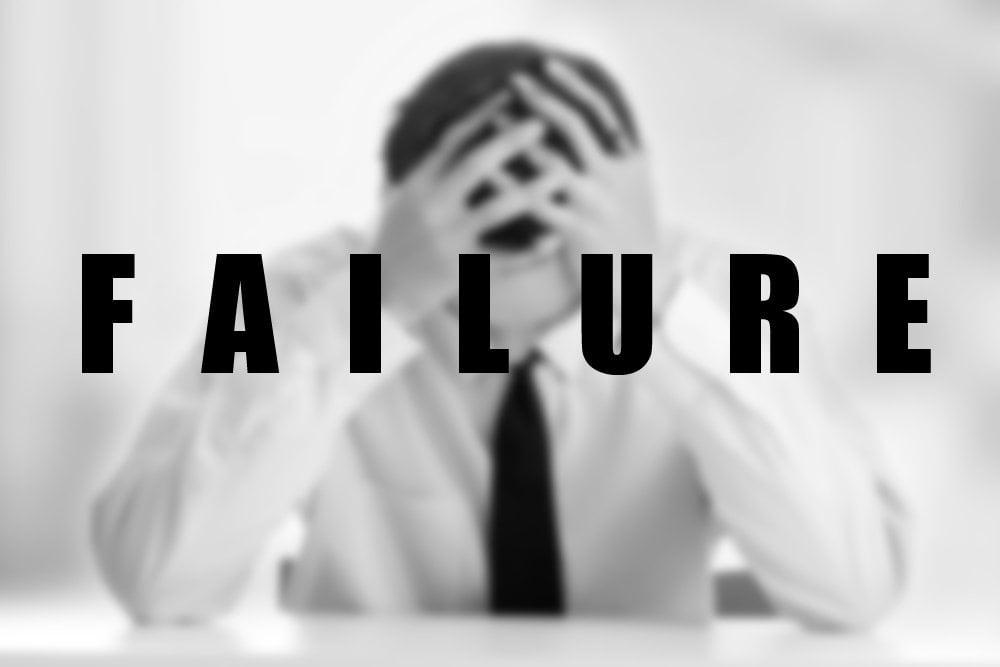 مهمترین دلایل شکست طراحی سایت