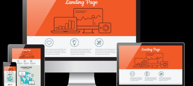 ۵ نکته مهم در طراحی لندینگ پیج و طراحی صفحه ی فرود در طراحی سایت