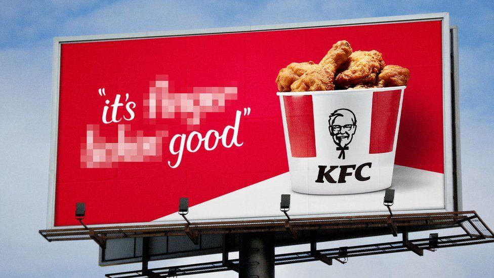 تبلیغ جالب kfc در دوران کورونا