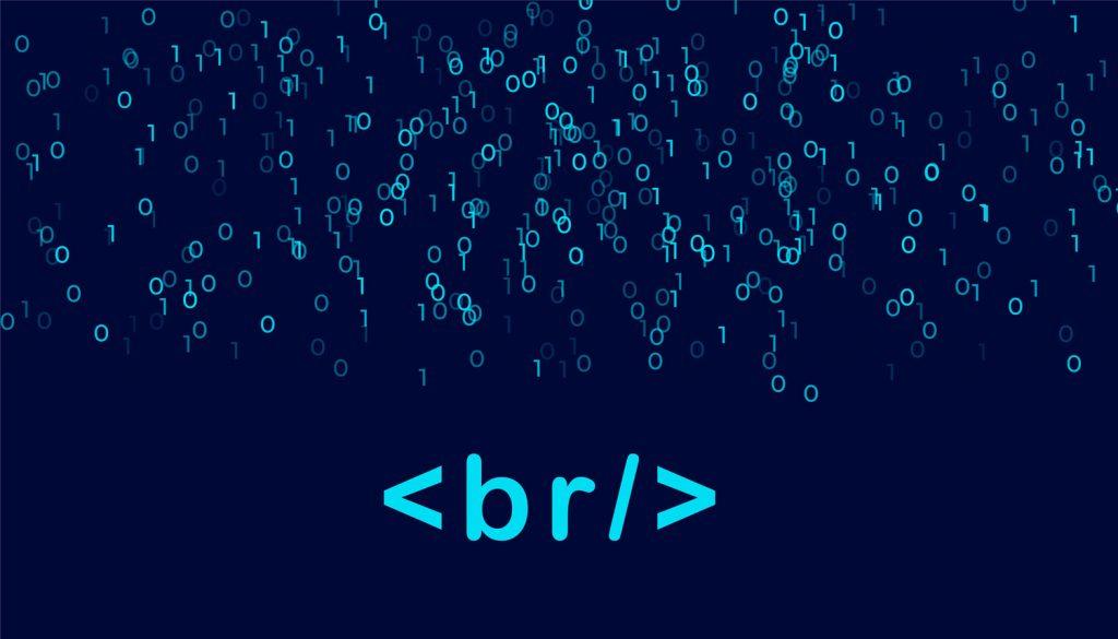 کد ایجاد خط جدید در html