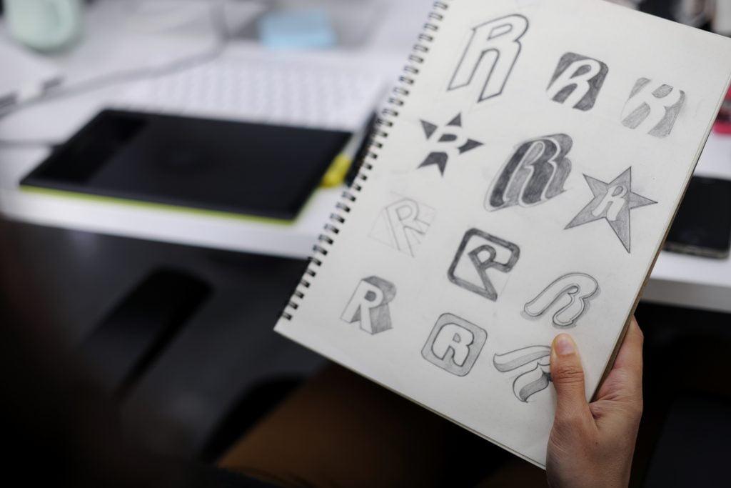 اشتباهات رایج در طراحی لوگو