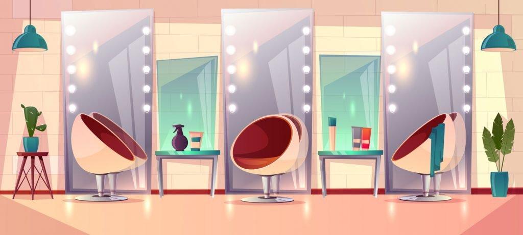طراحی سایت سالن زیبایی و آرایشی : رزرو آنلاین و پرداخت آنلاین و ...